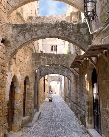 Medieval City Things to Do in Rhodes Valley of Butterflies